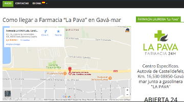 farmacia-la-pava-Gava-Castelldefels